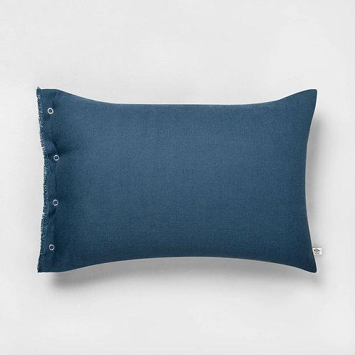 Lumbar Pillow - Blue