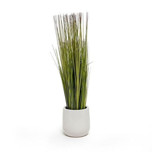 Faux Wheat Grass Plant