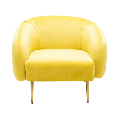 Yellow Kacy Chairs - Set of 2