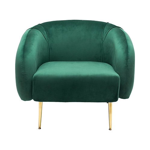 Green Kacy Chairs - Set of 2