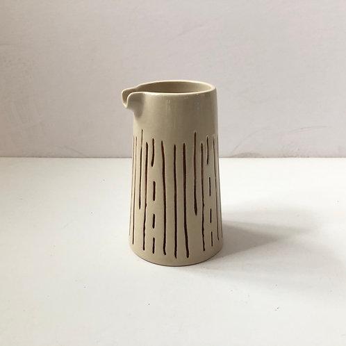 Brown Stoneware Vessel #3