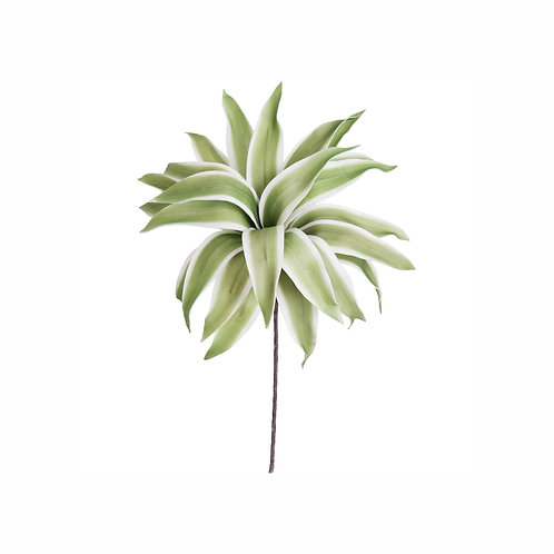 Faux Leafy Plants - Set of 2