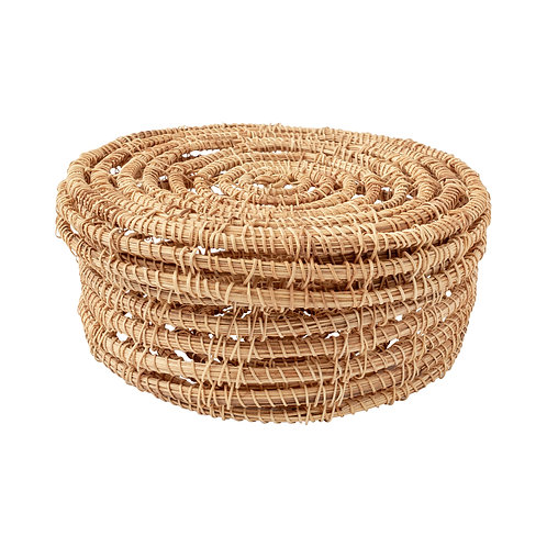 Woven Palm Box | Small