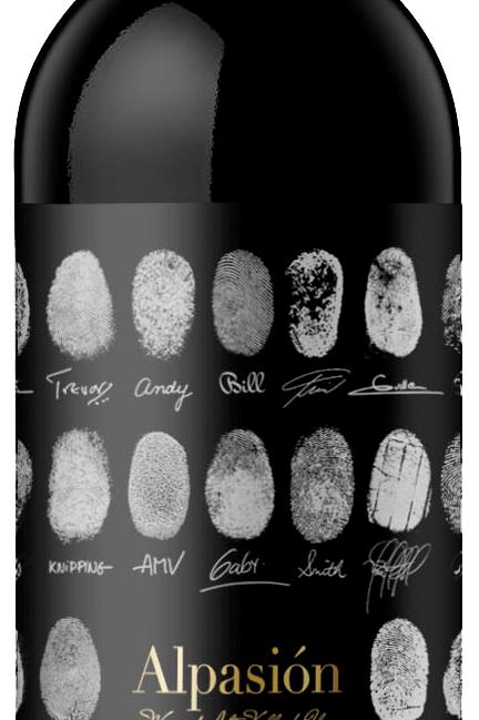 Alpasión Grand Malbec 2016, 0.75l Flasche