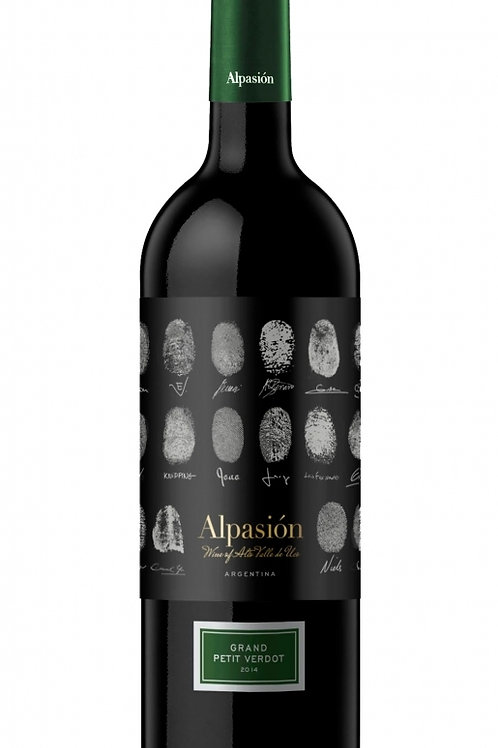 Alpasión Grand Petit Verdot 2015, 0.75l Flasche