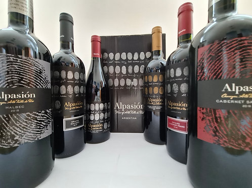 Musterkiste Alpasión       (6 Flaschen)