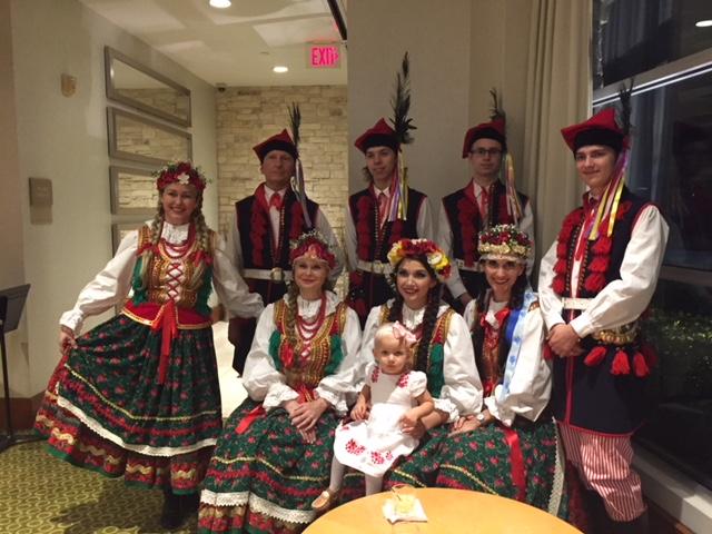 Jagoda Dance Ensemble, Dallas, TX, Oct. 2018