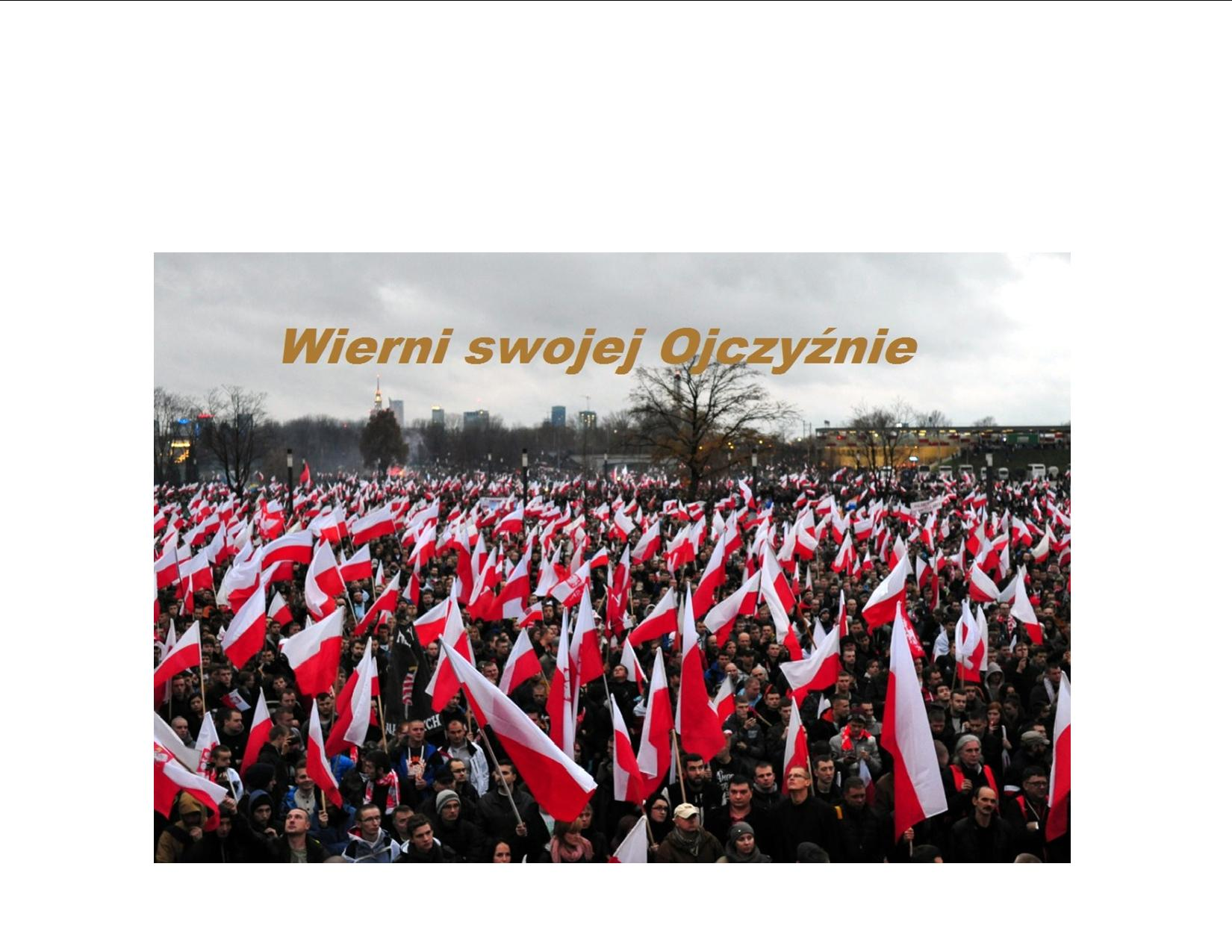 Warsaw, Poland's Independence Day, Nov. 11, 2018
