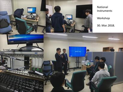 National Instruments Workshop