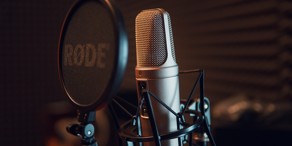 STAGES TOUSSAINT - RADIO (12-16 ans)