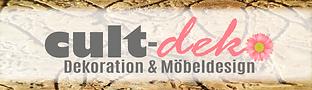 cult-deko Logo | Möbeldesign Oberösterreich