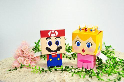 Mario & Princess Doll