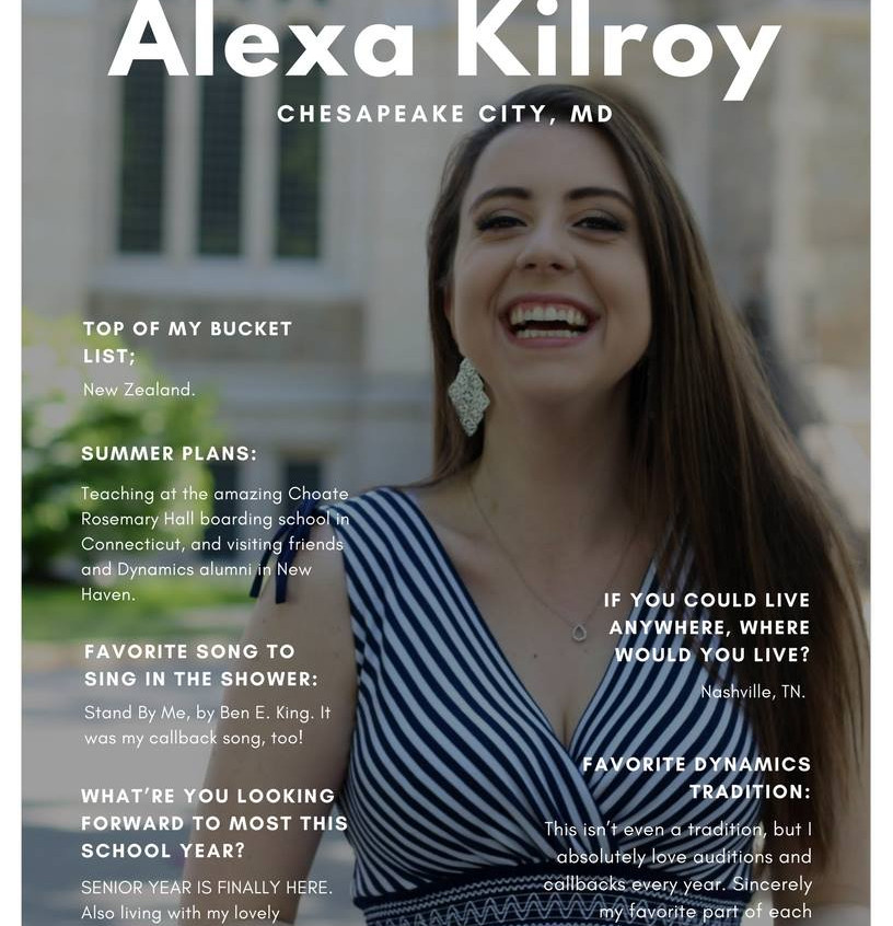 Alexa Kilroy '18