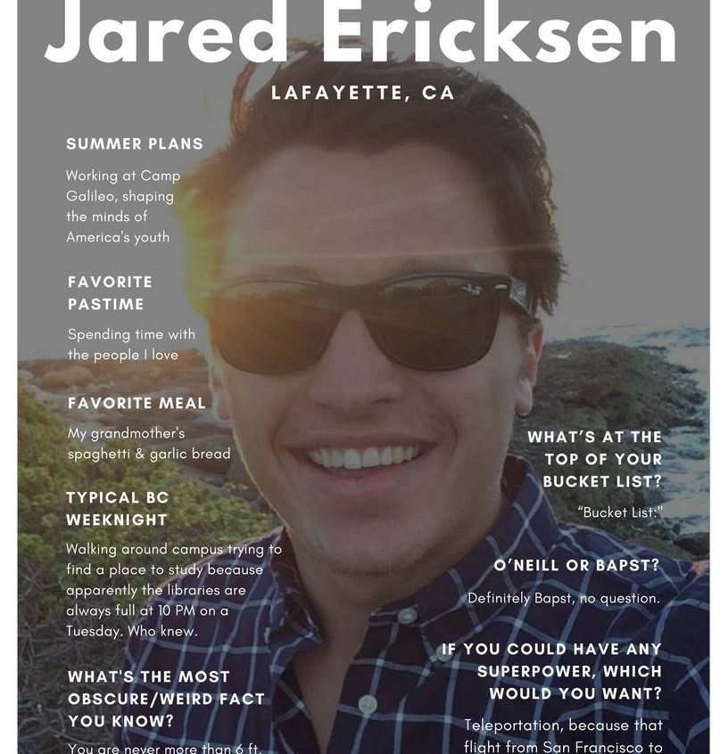 Jared Ericksen '19
