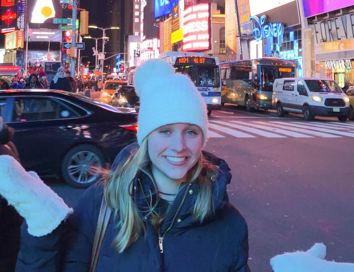 Paige Fleming '23