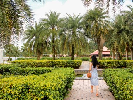 Discover: Astaka Morocco, Putrajaya