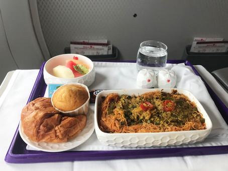 Food Edition: Malindo Air Business Class