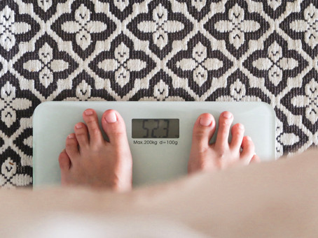 How I Lost Weight with the Zero Waste Lifestyle