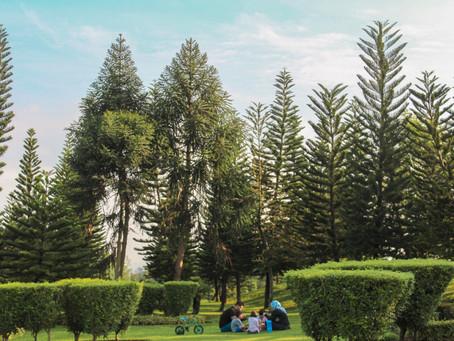 Discover: Taman Saujana Hijau, Putrajaya