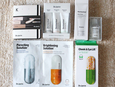 Honest Review: Dr. Jart+ Skincare and Makeup