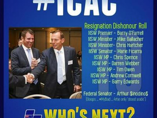 Corrupt former judge Peter Hall to be appointed head of NSW ICAC to fight corruption -