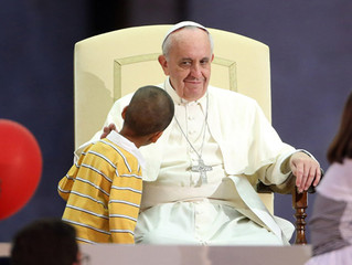 Pope Admits Priests Have Raped Thousands of Children Without Punishment Pope Francis acknowledges pe