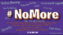 #NoMore - It has to stop!