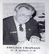 Fr Brian Spillane CM The Superiour Chapl