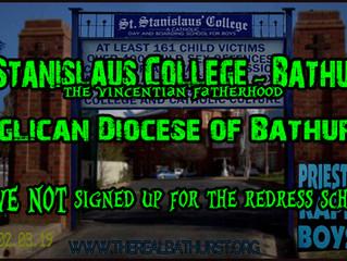 LET'S TALK CATHOLIC BATHURST - REDRESS & PEDOPHILES