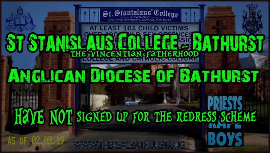 No Redress for Bathurst