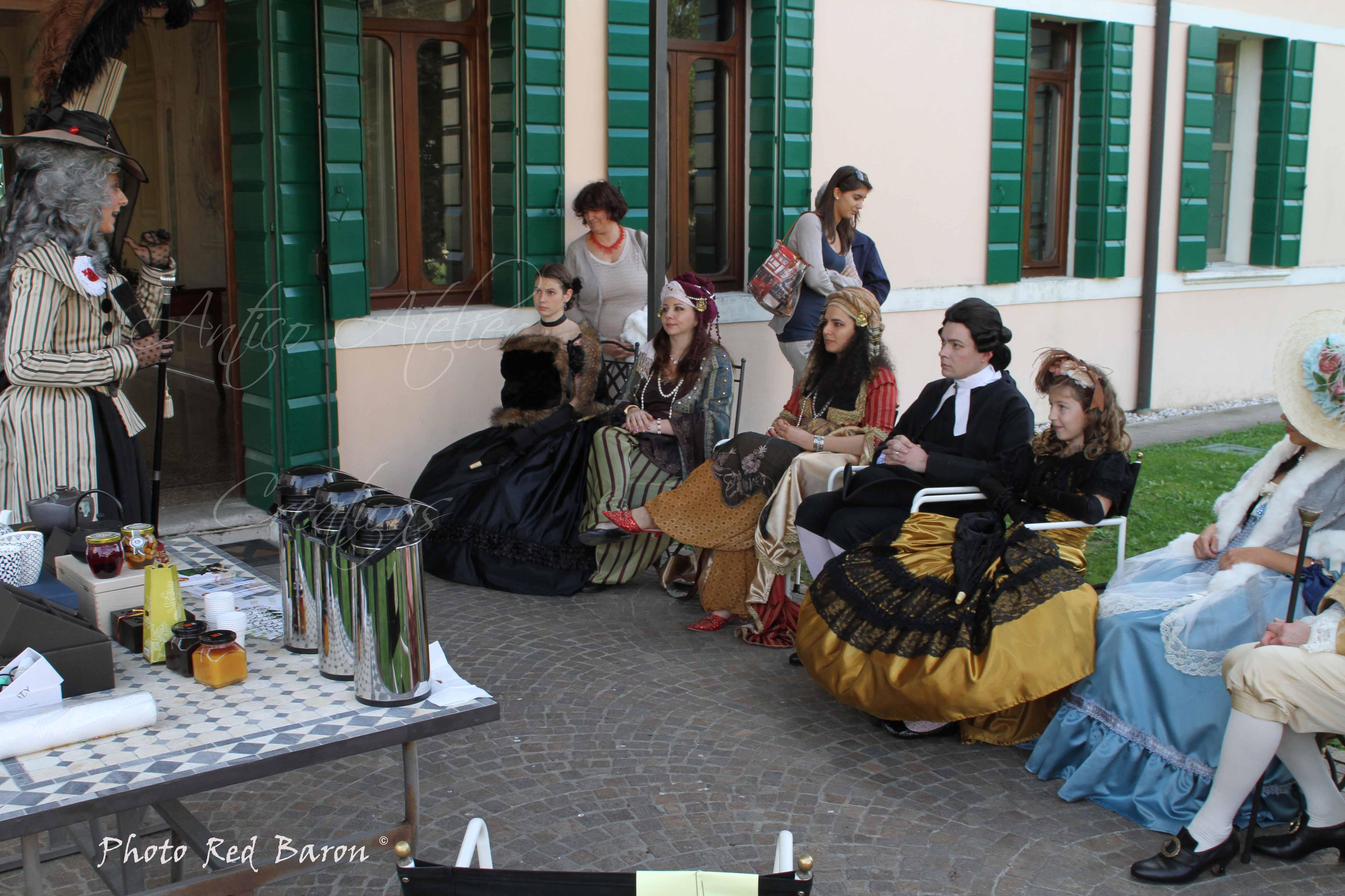 ottobre villa Da Ponte