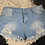 Thumbnail: So Distressed Denim Shorts