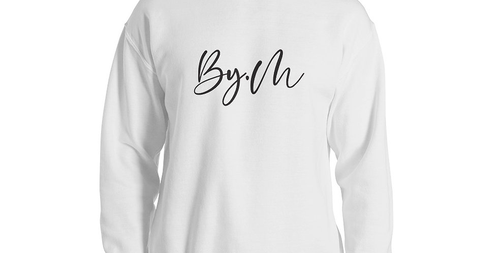 White sweater BY.M script
