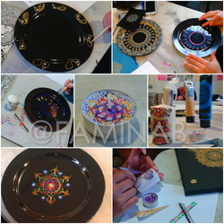 Workshops at Ort gallery 2015-2016