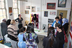 Solo exhibition workshop- may 2014