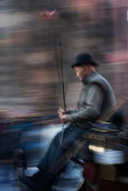 Cart Driver