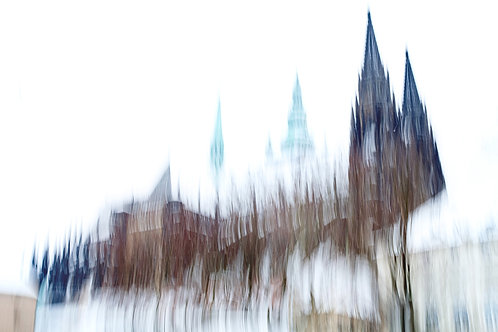 Prague Castle - Mighty St. Vitus