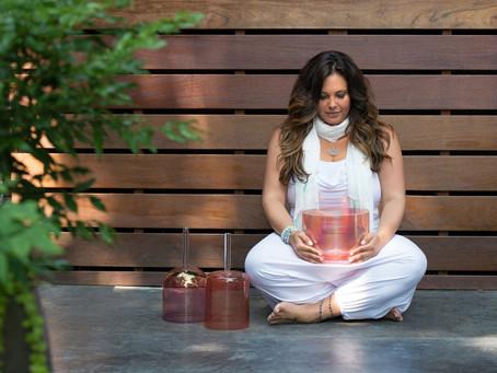 Sound Healing: A Vibrational Hug.
