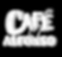CafeAlfonso-Main Logo - AllWhiteReverse.