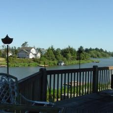Before- Lake House