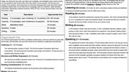 TOEFL թեստի ընդհանուր կառուցվածքը