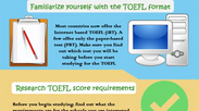 TOEFL tips and tricks