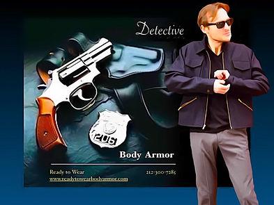 Body Armor - Detective