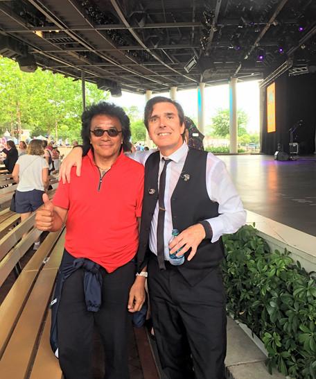 Dave Ferrara & Doo Aquino-Herman Hermits