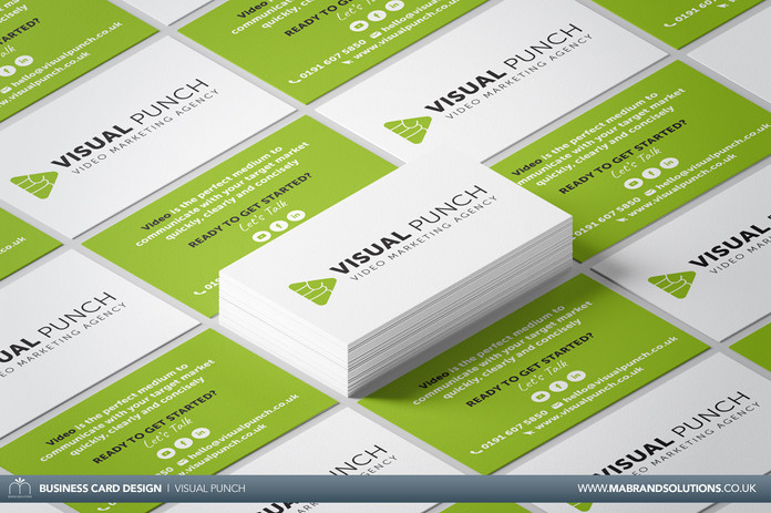 Visual Punch |  Business Cards