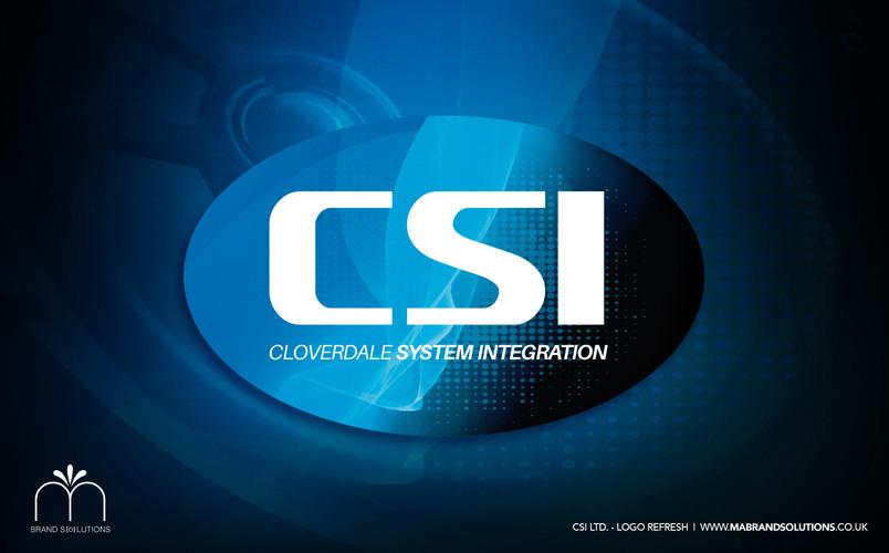 CSI Ltd. - Brand Refresh