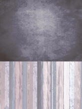 Deep Grey / Coloured Pastel Floordrop