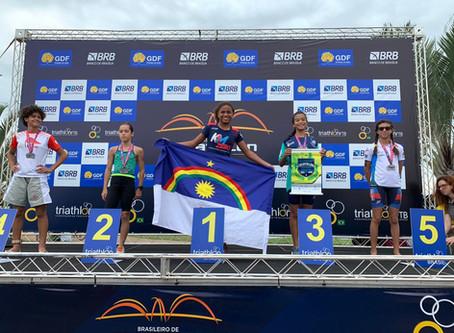 Orgulho da nossa aluna e atleta Kawani Sofia