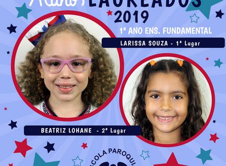 Alunos Laureados 2019