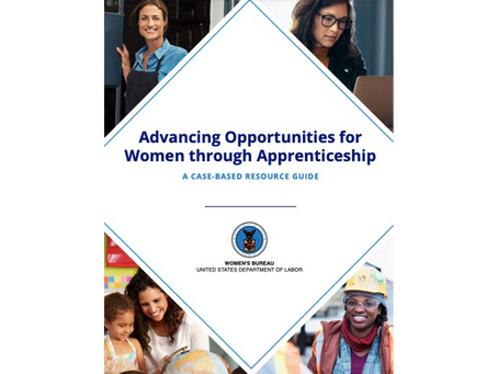 Moore Community House Women in Construction Program Highlighted in New U.S.Department of Labor Guide